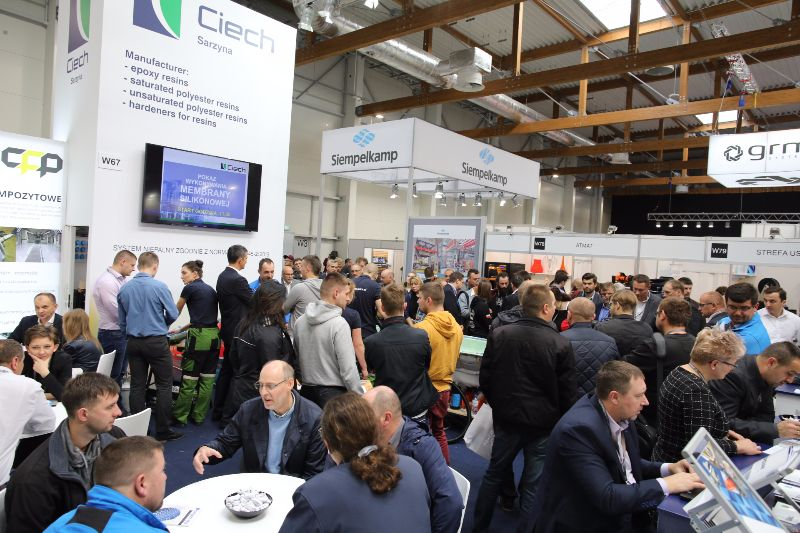 International Trade Fair of Composite Materials, Technologies and Products KOMPOZYT-EXPO