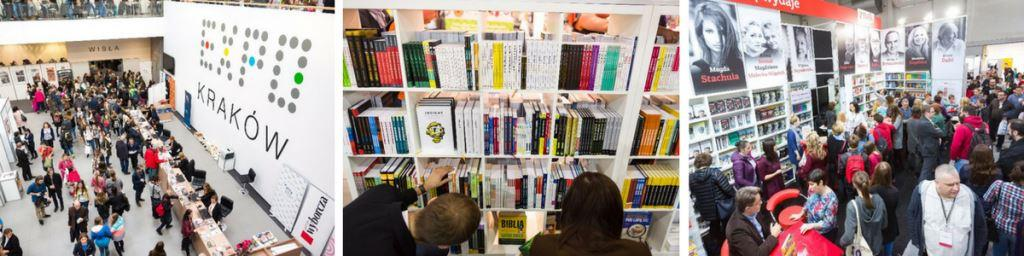 International Book Fair in Kraków