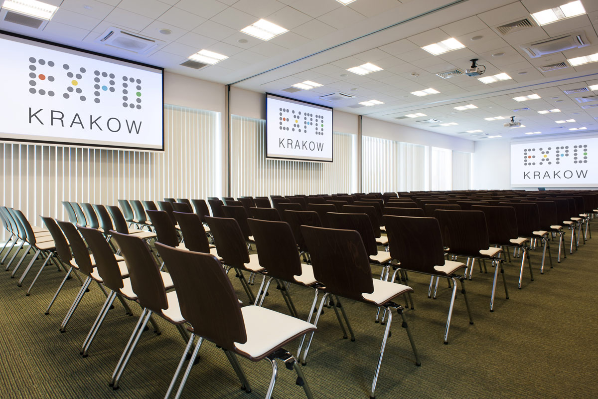 International Exhibition and Convention Centre EXPO Krakow conference room