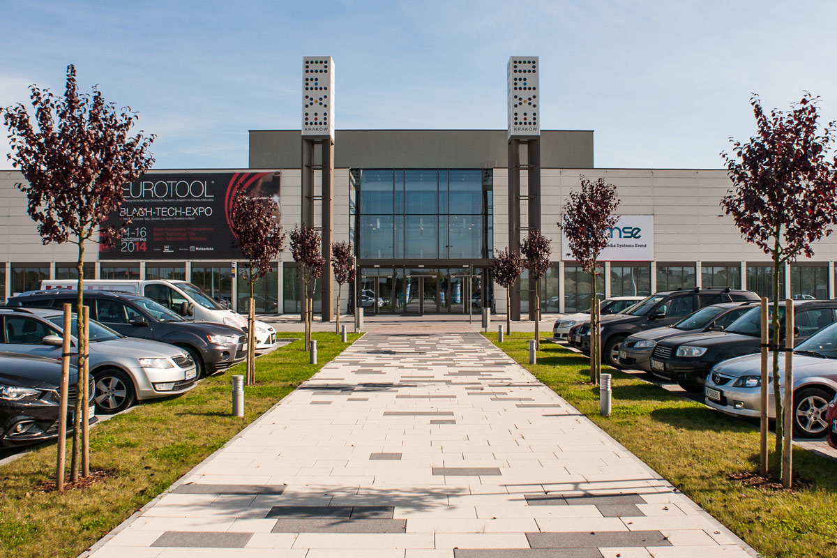 International Exhibition and Convention Centre EXPO Krakow